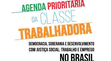 Brazil's trade union centres seek to further the country's development