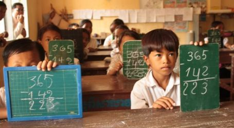 education becomes an overarching theme of the electoral campaign