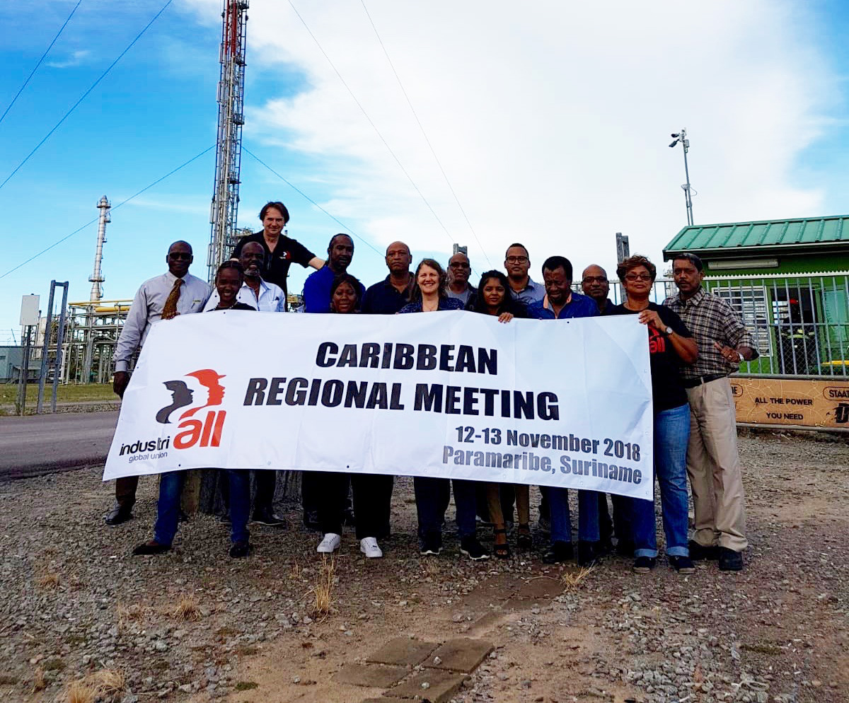 Caribbean unions continue to strengthen outreach and cooperation in the region
