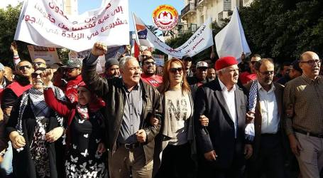 General strike in Tunisia against government cuts