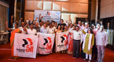 Chemical and pharmaceutical unions build power in India