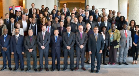 Chemical and pharmaceutical unions push for worker protections at ILO global forum