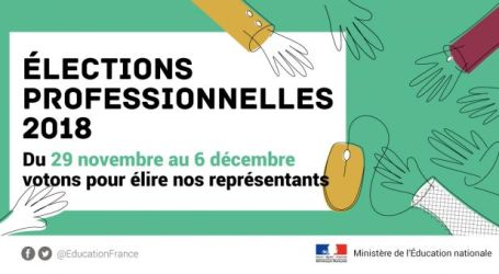 France: newly elected representatives will carry the voices of teachers and education support staff : Education International