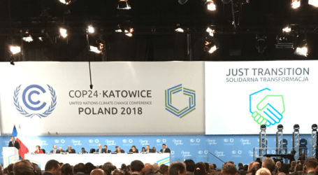 IndustriALL makes joint declaration demanding Just Transition at COP24