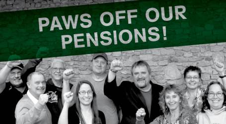 Unprecedented move by U of S will see workers lose the right to determine the terms of their own pensions