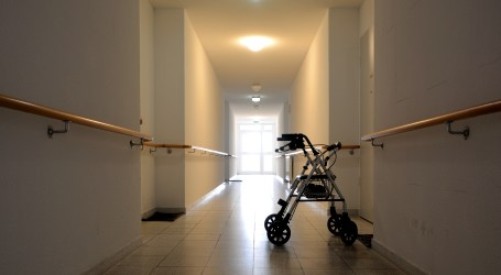 Workers at Peel's Butterfly dementia care project report they are physically and mentally exhausted