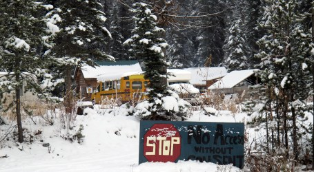 CUPE supports reconciliation in Wet'suwet'en Territory and across Canada