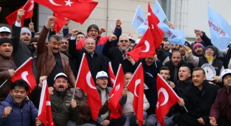 IndustriALL decries Belgian company's union-busting in Turkey