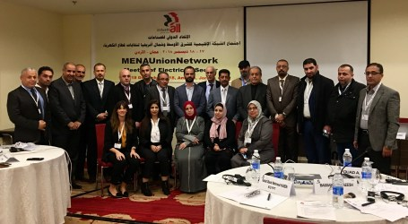 Middle East and North Africa electricity unions develop action strategy