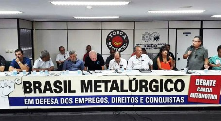 Brazilian metalworkers announce global action against General Motors' threats