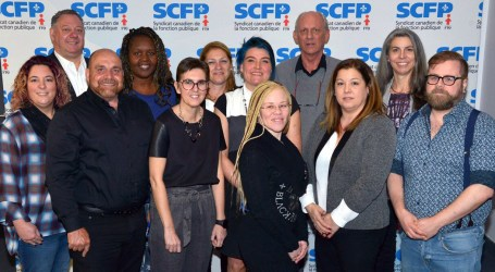 CUPE-Québec holds its first ever human rights conference