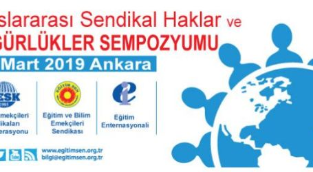 Education unions join in solidarity with Turkish teachers