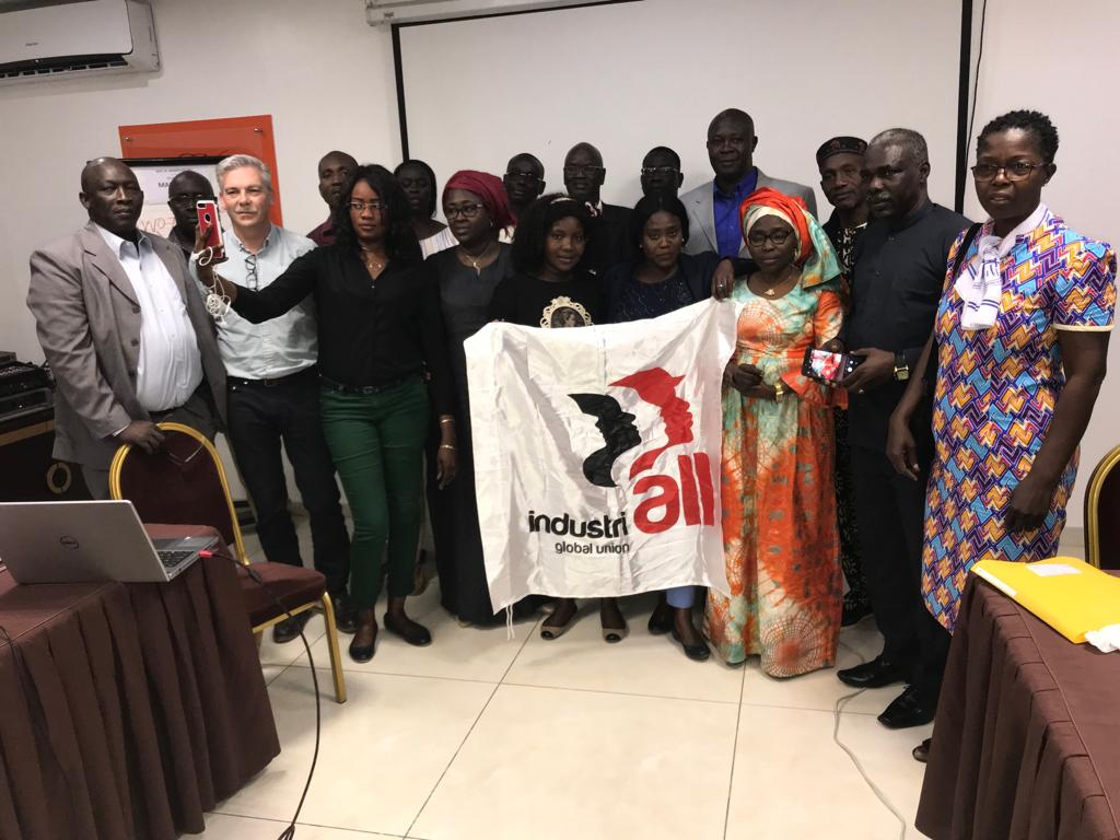 Senegal: Unions build strength through organizing and collaboration