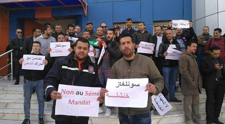Time for real democracy in Algeria