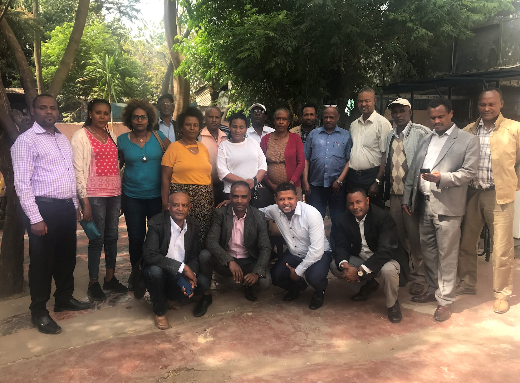 Training advances collective bargaining skills in Ethiopia