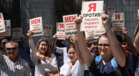Workers in Kyrgyzstan left without legal protection