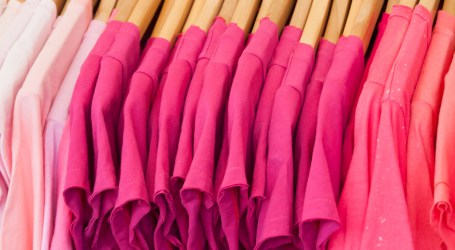 On April 10, wear your best pink