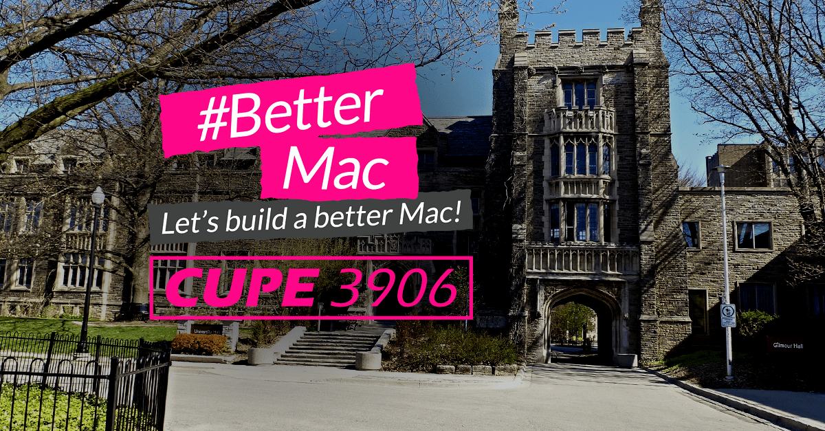 CUPE 3906 wins equal pay for Faculty of Science postdocs