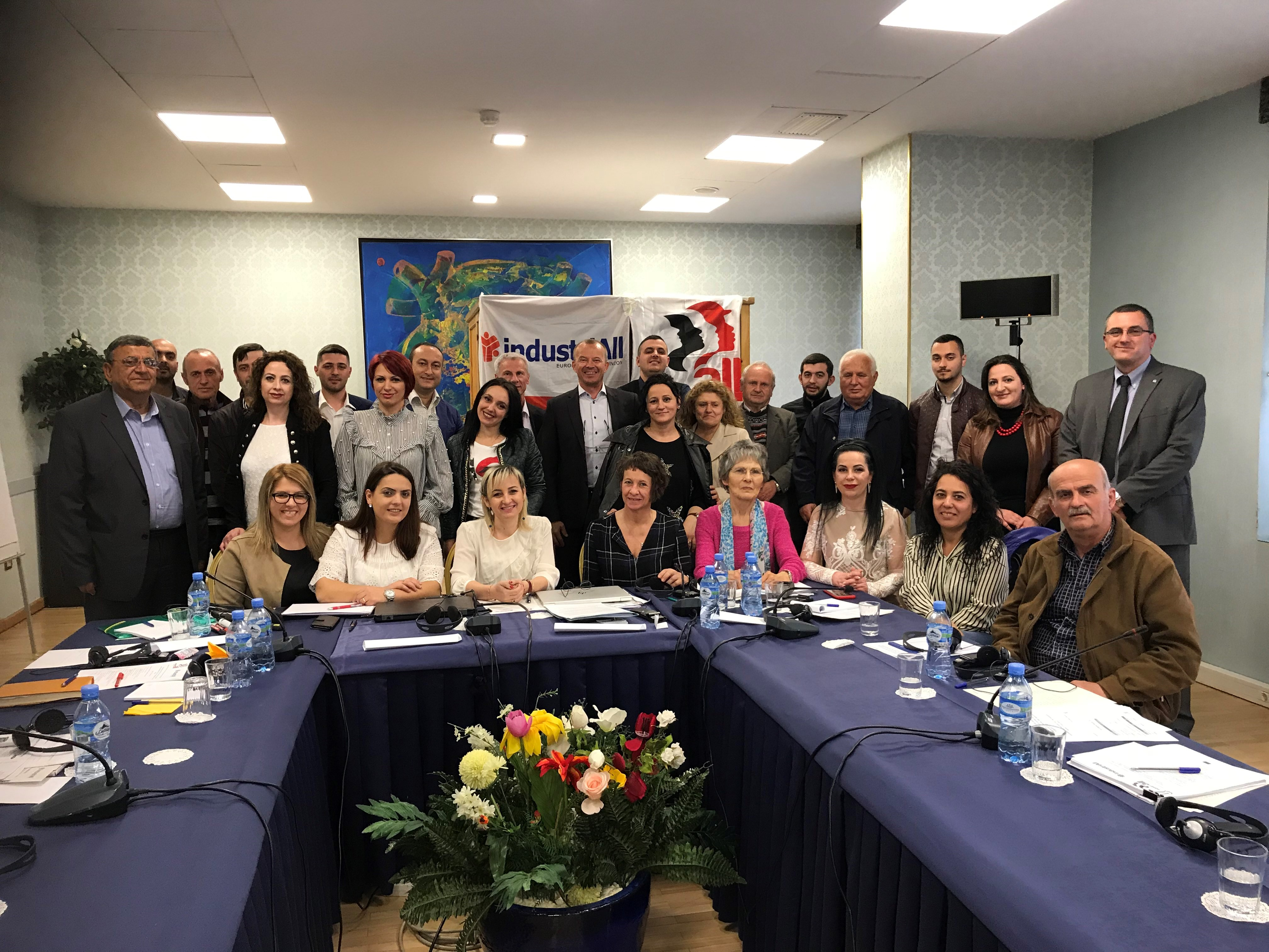 Albanian unions and employers want collective agreement