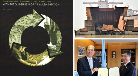 Hong Kong Convention on ship recycling boosted by Japanese ratification