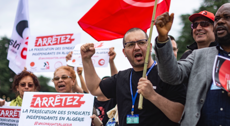 Workers in Algeria to stage further strikes