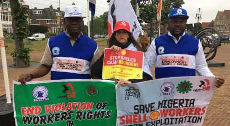 IndustriALL again demands Shell address violations in supply chain