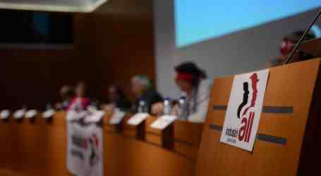 IndustriALL's Executive Committee advancing workers' rights