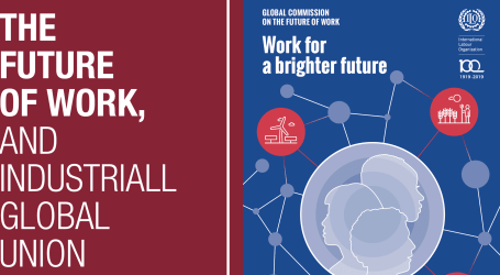 REPORT: The Future of Work, and IndustriALL Global Union
