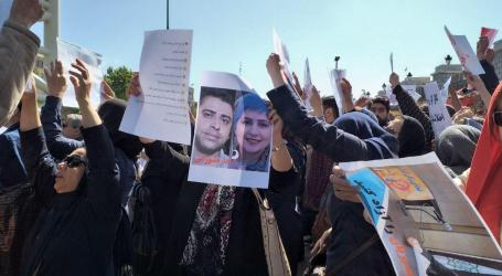 LO Norway's protest letters to authorities in Iran calling for the immediate release of unionists and May Day detainees