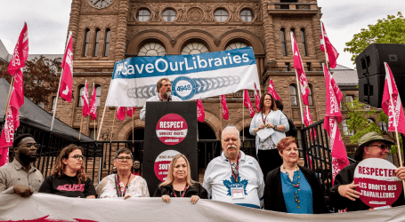 CUPE blasts Doug Ford's wage restraint legislation