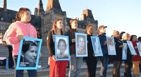 Final report of MMIWG inquiry calls for justice