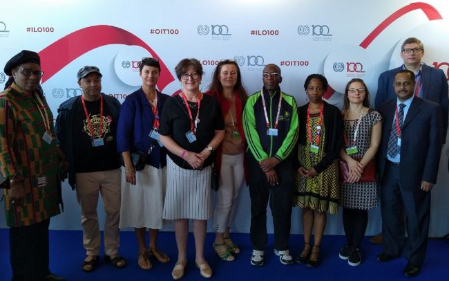 Challenges and conditions of teaching profession at heart of international debate