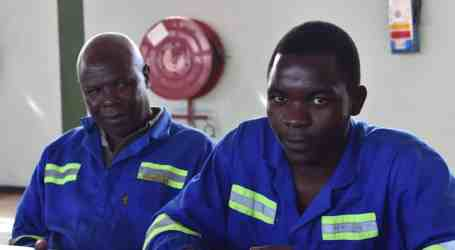 Fighting poverty wages in Zimbabwe