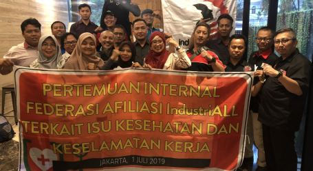 Indonesian unions fight for health and safety at work