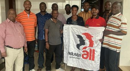 Mining unions work together to organize in Tanzania