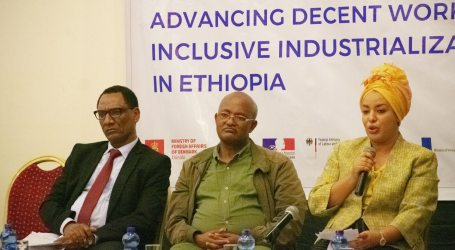 We don't support low wages says Ethiopian labour minister