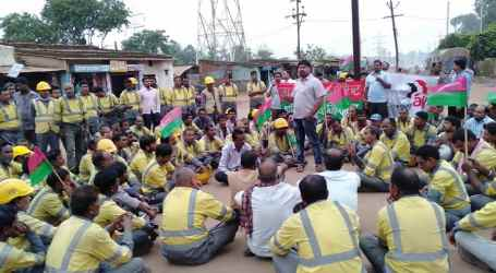 Indian unions hold nationwide protest against anti-worker labour law 'reforms'
