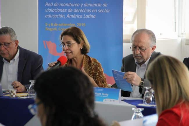 Latin America Discusses Rights Violations in the Education Sector : Education International