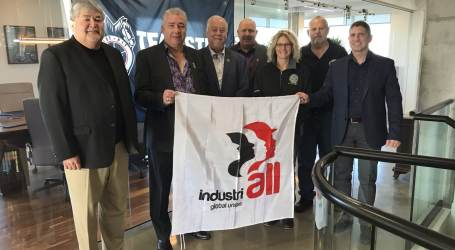 North America cement unions meet in Canada