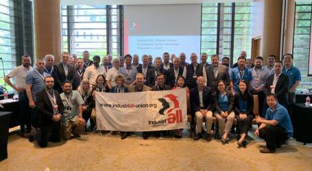 Aerospace unions aim to take global solidarity to next level