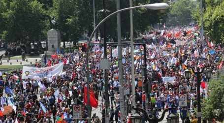 Anti-inequality protests intensify in Chile