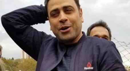 Esmail Bakhshi was released on heavy bail