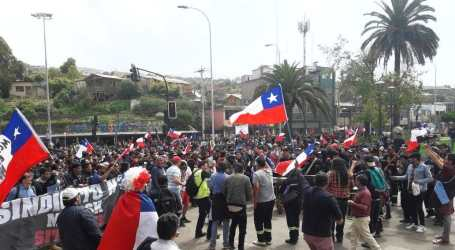 IndustriALL rejects violence and repression against the people of Chile