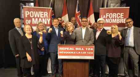Coalition of Ontario unions to launch Charter challenge