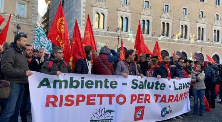 Four-hour strike at Italian ArcelorMittal sites brings results