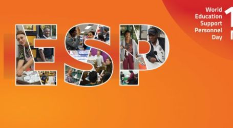 Stand with ESP, protect education communities everywhere