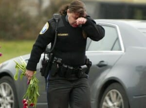 PTSD and Police Officers at the Newtown Massacre