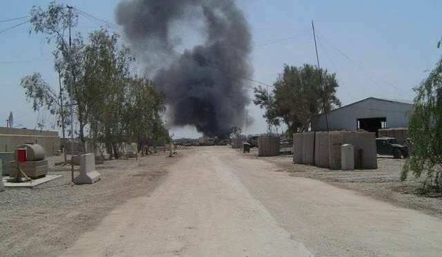 Burn Pit Claims: New Study Associates Lung Injury With Exposure to Dust in Iraq and Afghanistan
