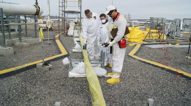 Hanford Challenge Responds to Vapor Exposures at Hanford Tank Farms