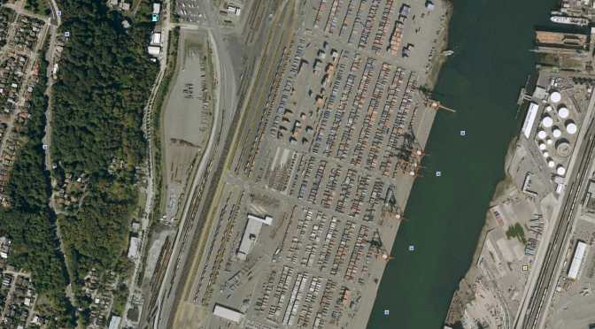Port of Seattle, Eagle Marine Agree to Make Terminal 5 BIG Ship Ready